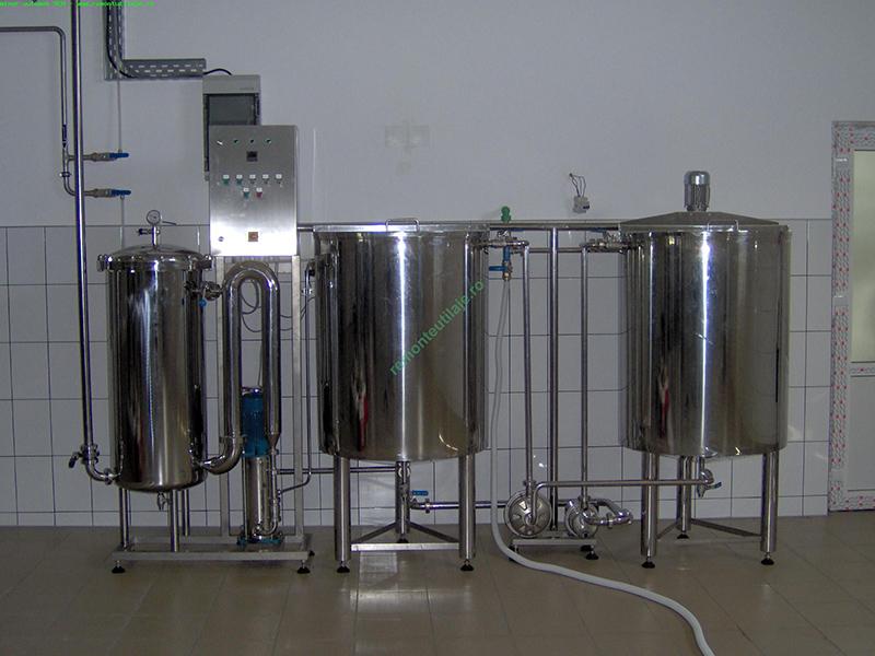 Mixer automat